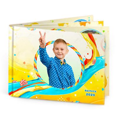 Альбом выпускника детского сада наслаждение