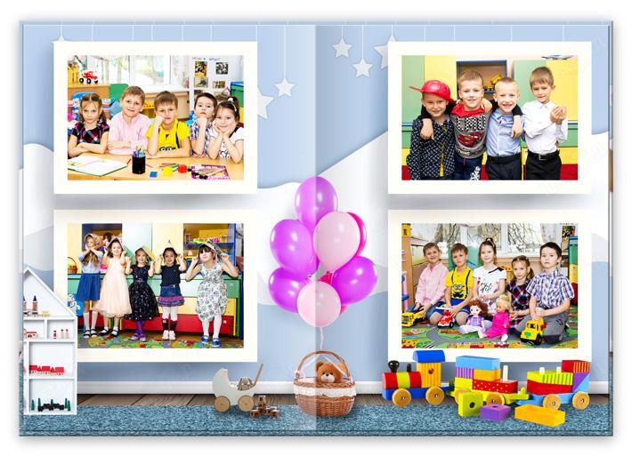 Книга Детский Группа Лайт 3